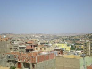 منظر شامل لمدينة مازونة