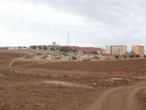 مباني حديثة ببلدية أولاد عيش