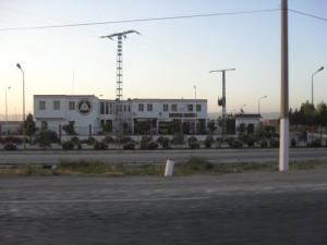مركز الحماية المدنية لمدينة غليزان