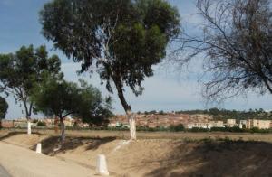 منظر شامل لمدينة المطمر