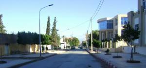 شوارع مدينة غليزان 1