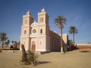 صورة لكنيسة المنيعة