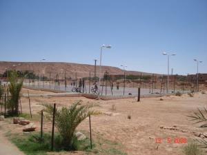 ملعب كرة القدم بحي أجمادين (بلدية العاطف)