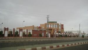 مركز الحماية المدنية لمدينة بوهراوة (ولاية غرداية)