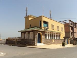 مركز البريد لبلدية بني صاف