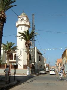 المسجد الكبير لمدينة عين تموشنت