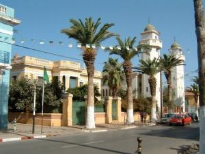 مناراة المسجد الكبير لمدينة عين تموشنت