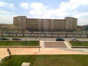 صورة من المركز الجامعي لمدينة