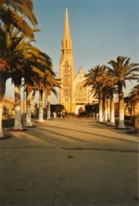 الكنيسة القديمة لمدينة