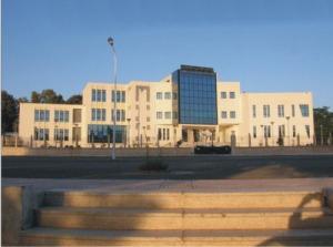 المكتبة المركزية الجديدة لمدينة عين تموشنت