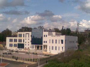 المكتبة المركزية الجديدة مالك ابن نبي
