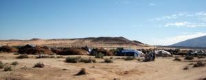خيمة وعدة ببلدية عسلة