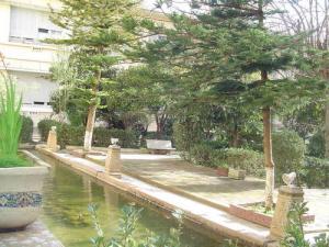 حديقة مستشفى بلدية بن علال