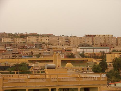منظر شمالي لمدينة
