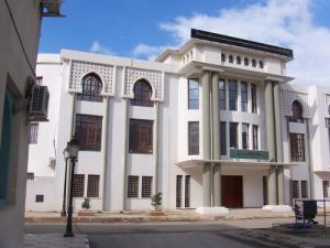 المكتبة المركزية لمدينة عين الدفلة