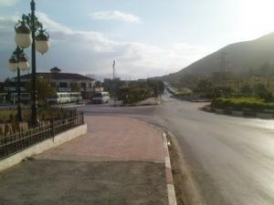 محطة النقل البري لمدينة عين الدفلة