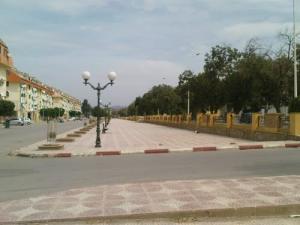 شارع قرمود بمدينة عين الدفلة