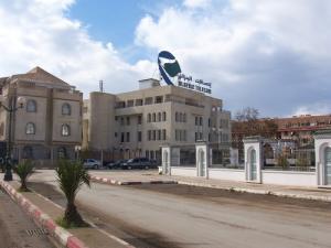 مقر شركة إتصالات الجزائر بمدينة عين الدفلة