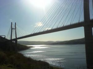 الجسر الكبير لسد بني هارون