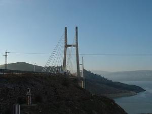جسر بلدية سليانة (ولاية ميلة)