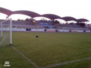 ملعب كرة القدم لبلدية القليعة (ولاية تيبازة)