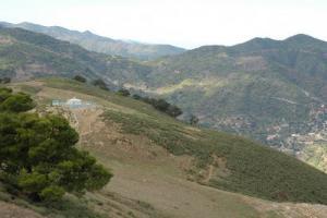 منظر من جبل غردة (بلدية أغبال) 1