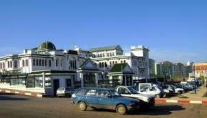 مقر بلدية تيبازة