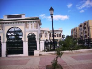 مقر بلدية تيبازة 1