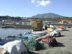 ميناء الصيد البحري لولاية تيبازة
