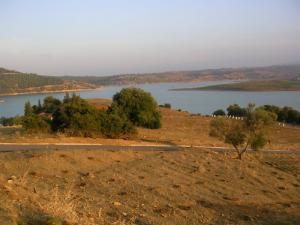 منظر جميل من سد بوكردان 1