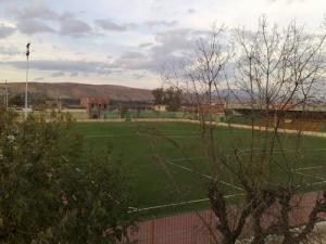 ملعب كرة القدم لبلدية واد فضة