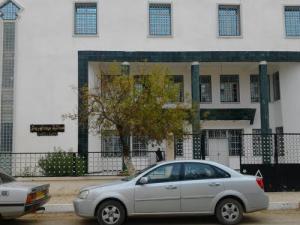 مقر دائرة مداوروش (ولاية سوق أهراس)