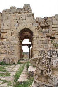 الآثار الرومانية لبلدية