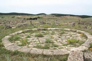 السوق الروماني لبلدية