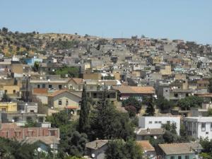 منظر لمدينة سوق أهراس