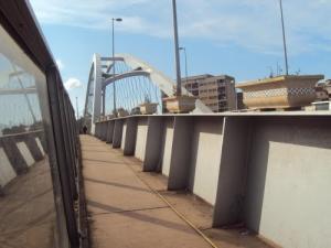 الجسر الجديد لمدينة سوق أهراس