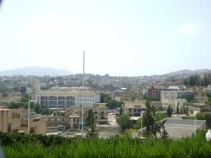 صورة شاملة لمدينة سوق أهراس