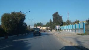 مدخل مدينة سوق أهراس 2