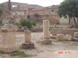 آثار الحضارة الرومانية بولاية
