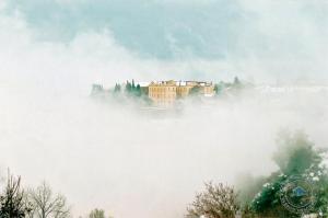صورة معالجة لمدينة مليانة
