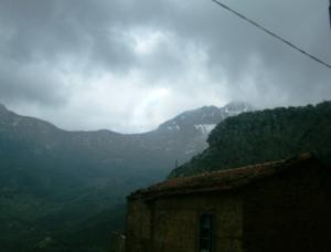 منظر طبيعي جنوب قرية طالة نتازرت