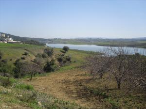 صورة لسد بوكردان بولاية تيبازة