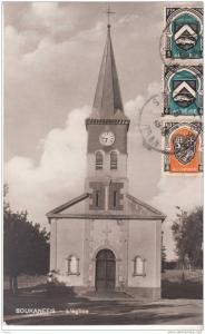 الكنيسة القديمة لبلدية بوخنفيس في الإستعمارية