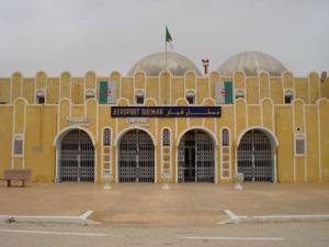 مدخل مطار بلدية ڨمار (1)