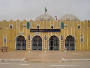 صورة من مطار بلدية ڨمار