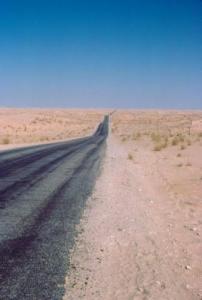 الطريق الوطني رقم 11 الرابط بين مدينة الواد و توڨرت