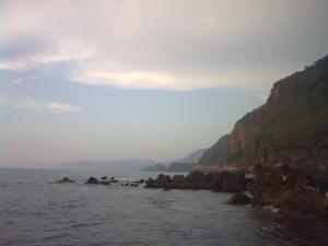 منظر لشاطئ ملبو