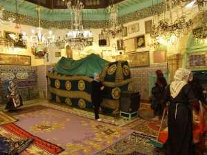 ضريح سيدي عبد الرحمان بحي القصبة (الجزائر العاصمة)