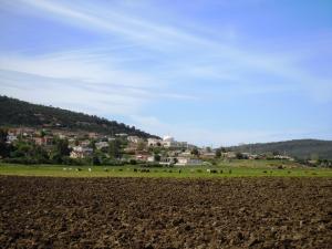حرث الأراضي بمنطقة الڨرڨور