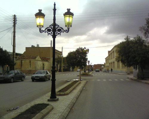الشارع الرئيسي لمدينة